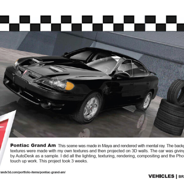 Pontiac Grand Am Ad