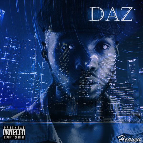 Daz Heaven Album Cover Art