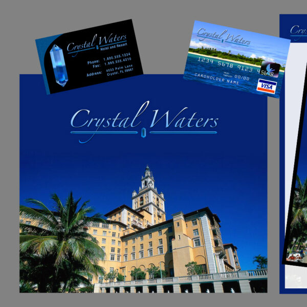 Crystal Waters Design Package Suite