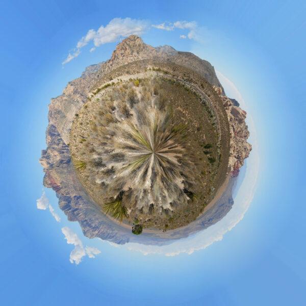 Desert Sphere