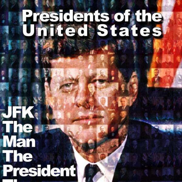 President JFK Poster