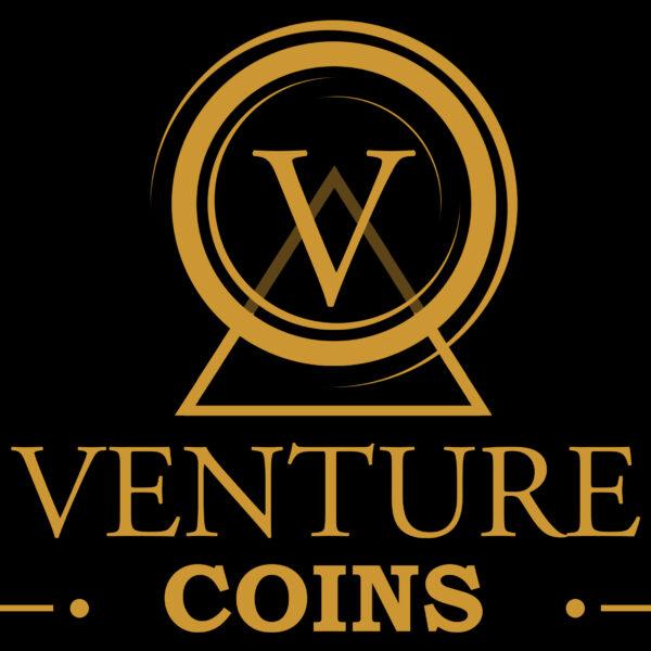 Venture Coins logo