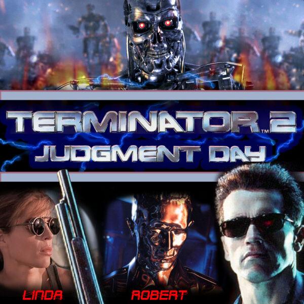 Terminator 2 Fan Art Poster