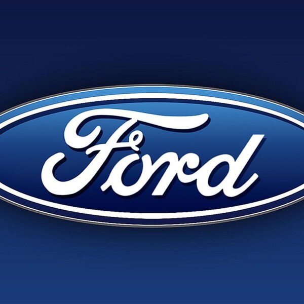 Ford logo Vectorized