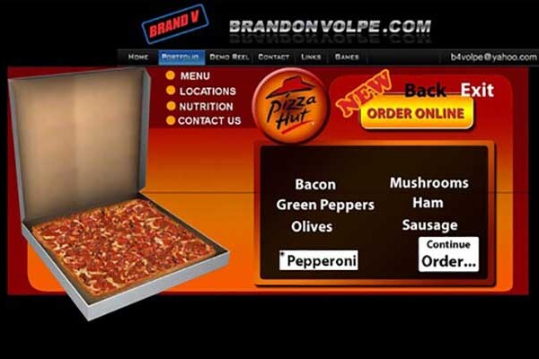 Pizza Hut Order